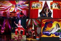 Circus Theme   Event Decor / Sixth Star Entertainment Circus Theme Event Decor for Corporate Events. www.sixthstar.com 954-462-6760