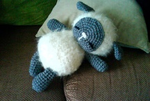 Crochet Toys and Kids / by Linda Juhl