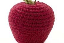 Früchte häkeln