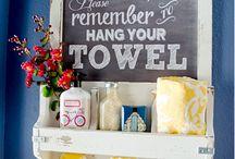 For the bathroom / Ideas for bathroom