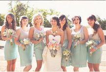 Spring Wedding Colors / by Vera Constanza