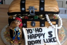 Birthday Ideas - Pirate/Jake / by Lisa Wilber