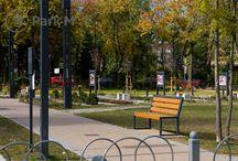 Realizacja - Park Miejski i Plac Niepodległości w Zakopanem / Po kompleksowej rewitalizacji  Parku Miejskiego i Placu Niepodległości, miasto Zakopane zyskało nie tylko piękne miejsce na rodzinne spacery i zabawy na obiektach sportowych, ale również stało się wspaniałym miejscem do organizacji wydarzeń kulturalnych.