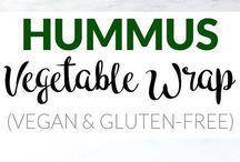 vegan Wrap Recipes