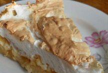 яблочный пирог с Бизе