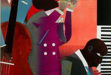 Romare Bearden pintor afroamericano
