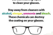 Tips for Glasses