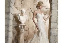 Strapless Wedding Dresses /