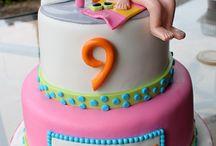 Sydney's bday cake