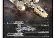 Sci-fi (Star Trek; Star Wars etc.)