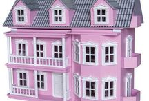 Doll Houses, Playsets and Furniture