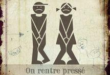Toilettes Affiche