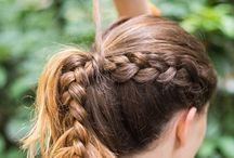 hair styles for sports