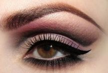 Make-Up and Nail Inspiration and Goodies / Pretty make-up/nail styles and products.