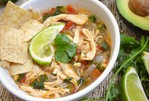 Food and Drink - Soups