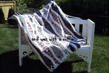 Quilty things / Inspiration for my creative endeavors...