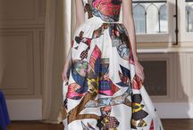 Spring 2017 Couture Print Trends