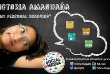 Así soy yo / Conoce más de mi y como voy de la mano con el marketing, personal branding y el mundo del social media.