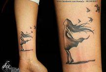 Τατουάζ πουλιών