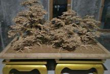 karya seni terbaru...semua dari akar bambu...
