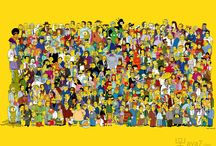 The Simpsons / by Ramiro Díaz