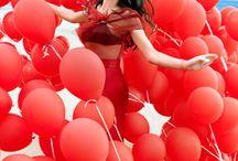 KONINGKAART • Red / Alles voor een rode bruiloft!