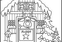 Molde de casa de Rodolfo reno