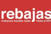 REBAJAS - SALE