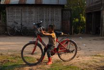 CYCLING IN LUANG NAMTHA