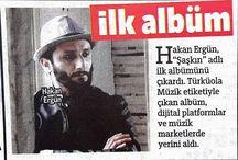 Hürriyet Kelebek Haber / Hürriyet Kelebek ekindeki Hakan Ergün Haberi..