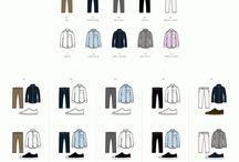 Jeriwasios suits / Nice pants, shoe and shirts