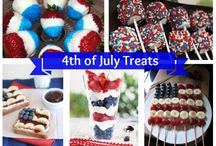 4th of July Crafts & Recipes