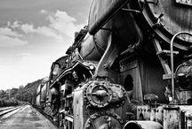 Фото на поездах