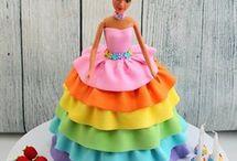 Cake - Doll dress