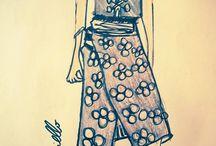 Circle Dresses / Circle Dresses