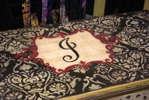 SEWING: Monograms / by Theresa Melmer