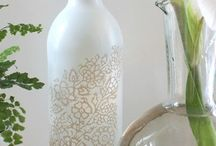 Art bottles & jars / by Patricia Turpin