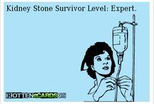 Kidney Stone Queen