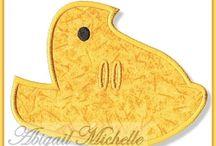 Machine Embroidery wishlist