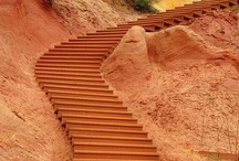 Doors, stairways & paths...