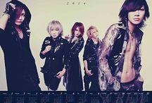 To listen to - visual kei / j-rock