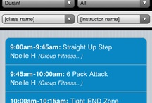 NAUTILUS APPS HEALTH & FITNESS / by Nautilus Sport & Fitness Centers