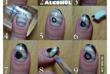 Nails / Nails and nail art
