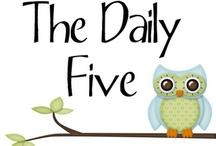 Reading: Daily 5 / Daily 5 Reading