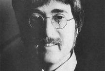John Winston Lennon and his neckties