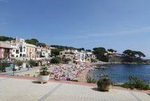 Ruta Por Girona:Calella de Palafrugell / Viajes