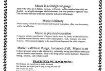 Teaching: Music