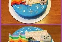 Rosanna Pansino cakes