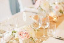 Bröllop dekoration