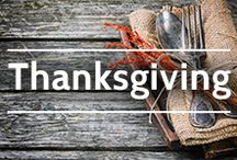 Thanksgiving / NutriBullet's Thanksgiving Board has healthy recipes and great alternatives to make for your family!  / by NutriBullet